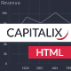 Capitalix — Business Multipurpose HTML Template  Nulled