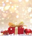 Christmas gift background - PhotoDune Item for Sale