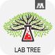 Lab Tree Logo - GraphicRiver Item for Sale