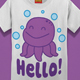 Octupus Kids T-Shirts - GraphicRiver Item for Sale