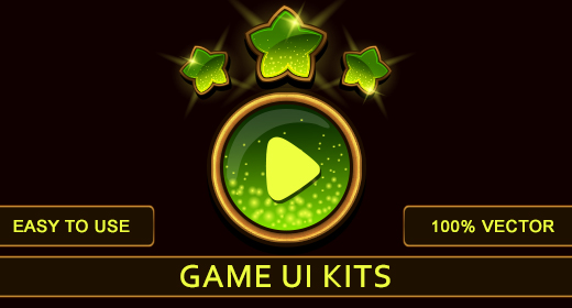 Game UI Kits