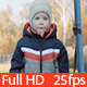 Little Child Jumping on Trampoline - VideoHive Item for Sale