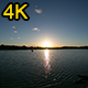 Sunset in a Russian Village - VideoHive Item for Sale