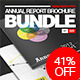 Annual Report Brochure Bundle Vol 1 - GraphicRiver Item for Sale