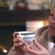 Beautiful Mature Woman Drinking Coffee - VideoHive Item for Sale
