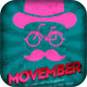 Movember Retro Flyer Vol.3 - GraphicRiver Item for Sale