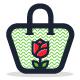 Flower Basket - GraphicRiver Item for Sale