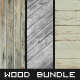40 Real Wood Backgrounds Bundle