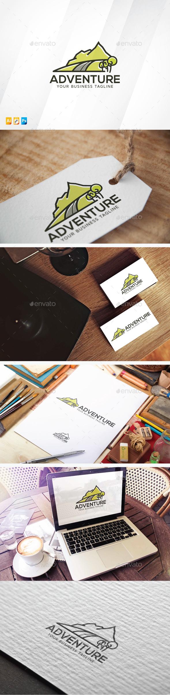 Adventure & Travel - Nature Logo Templates
