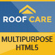Roof Care - Roofing & Construction HTML Template  - ThemeForest Item for Sale