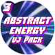 Abstract Energy VJ Pack - Part 3 - VideoHive Item for Sale