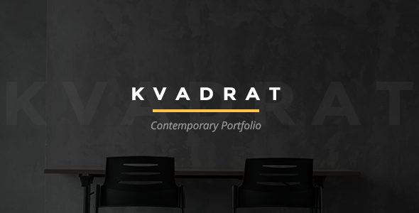 Kvadrat – Contemporary Portfolio