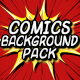 Comics Background Pack - VideoHive Item for Sale