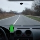 Green Screen Phone Car Driving Out Of The Village - VideoHive Item for Sale