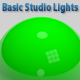 Basic Studio Lights - 3DOcean Item for Sale