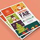 Christmas Fair Flyer - GraphicRiver Item for Sale