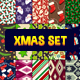 30 Christmas Seamless Pattern Set 2 - GraphicRiver Item for Sale