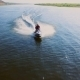 A Loving Couple Riding a Jet Ski  - VideoHive Item for Sale