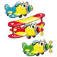 Cartoon airplanes - GraphicRiver Item for Sale