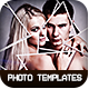 Elegant Collage Photo Template - GraphicRiver Item for Sale