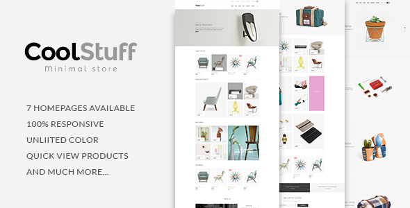 Leo Cool Stuff Responsive Prestashop Theme