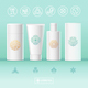 Cosmetics Design Elements - GraphicRiver Item for Sale