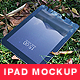 Tablet Mockup Autumn Theme - GraphicRiver Item for Sale