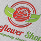 Rose Flower Shop - GraphicRiver Item for Sale