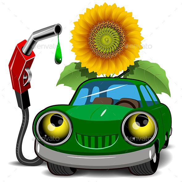 Biofuels - Travel Conceptual