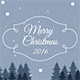 Christmas Twitter Header Template - GraphicRiver Item for Sale