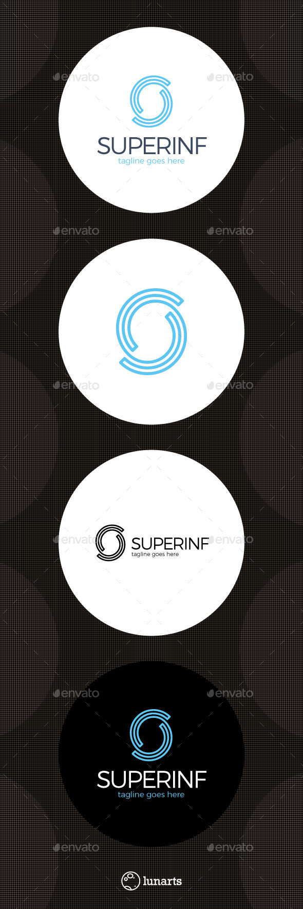 Infinity Line Logo - Letter S - Letters Logo Templates