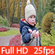 Small Kid Takes a Berry - VideoHive Item for Sale