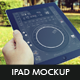 Tablet Mockup Relax Theme - GraphicRiver Item for Sale