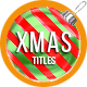 Christmas and New Year Titles - VideoHive Item for Sale