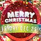 Merry Christmas flyer v2 - GraphicRiver Item for Sale
