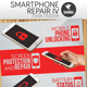 Smartphone Repair 4 Flyer/Poster - GraphicRiver Item for Sale