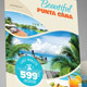 Travel / Holiday Roll-up  - GraphicRiver Item for Sale