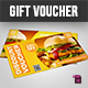 Gift Voucher Vol. 2 - GraphicRiver Item for Sale