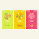Organic Smoothie Labels  - GraphicRiver Item for Sale
