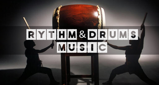 MUSIC Rhythm & Drums