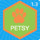 Petsy Shop Responsive Magento 1 & 2 Theme Nulled
