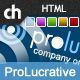 ProLucrative -  Web 2.0 Business, Software HTML Nulled
