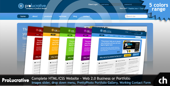 Free Download ProLucrative - Web 2.0 Business, Software HTML Nulled Latest Version