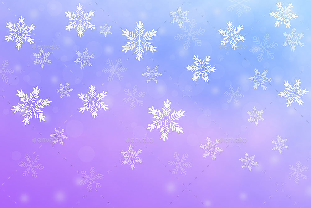 christmas card backgrounds snowflakes
