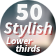 50 Stylish & Modern Lower Thirds - VideoHive Item for Sale