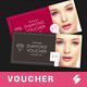 Diamond Voucher - Gift Card Template - GraphicRiver Item for Sale