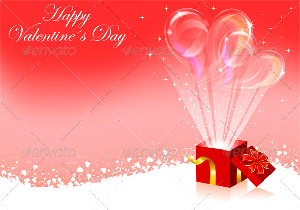 Valentines Day frame by -TAlex- | GraphicRiver