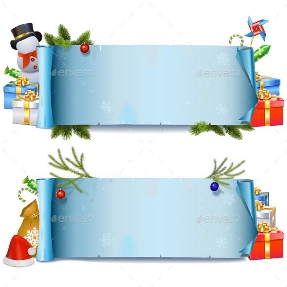 Christmas Rolls - Christmas Seasons/Holidays
