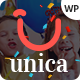 Unica - Event Planning Agency Theme Nulled