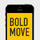 Bold Move Keynote Template - GraphicRiver Item for Sale